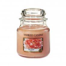 Yankee candle Svíčka ve skle Pivoňka, 410 g, 772455\n\n
