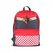 Vans Wm Captain Captain Backpack červená Jednotná