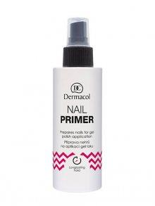 Dermacol Sprej na přípravu nehtů před aplikací gelového laku na nehty (Nail Primer) 150 ml\n\n