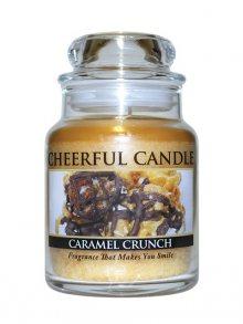 Cheerful Candle Vonná svíčka ve skle Podzimní sadCB66\n\n