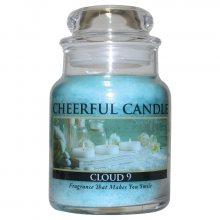Cheerful Candle Vonná svíčka ve skle Obláček CB86_6oz\n\n