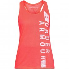Under Armour Threadborne Tank oranžová XS