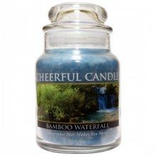 Cheerful Candle Vonná svíčka ve skle Tropický vodopád CB29_6oz\n\n