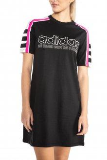 Šaty adidas Originals   Černá   Dámské   38