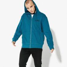 Adidas Mikina Kaval Fz Hoody Originals Core Muži Oblečení Mikiny Dh4984 Muži Oblečení Mikiny Modrá US S