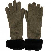 Reebok Fur Gloves černá M