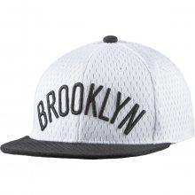adidas Nba Mesh Nets Snapback Cap bílá 58-60