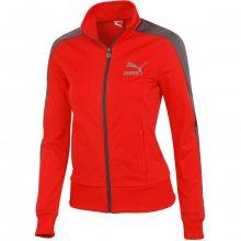 Puma Heroes T7 Track Jacket červená XS