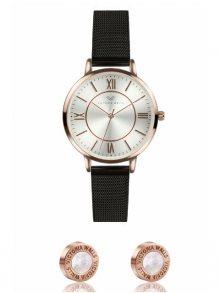 Victoria Walls New York Dámské hodinky + náušnice VWS008\n\n