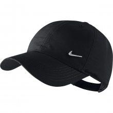 Nike Heritage 86 Metal Swoosh Yth černá Jednotná