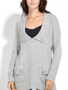 William de Faye Dámský svetr s kašmírem WF627 FLANELLE\n\n
