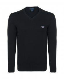 Černý elegantní svetr od Gant Velikost: S