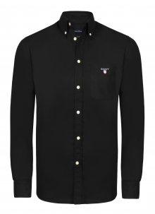 Černá luxusní košile od Gant Velikost: S