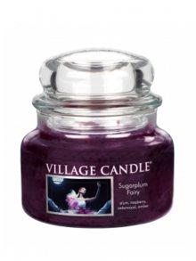 Village Candle Vonná svíčka ve skle, Půlnoční víla - Sugarplum Fairy, 11oz\n\n