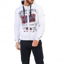 Geographical Norway Filliam_man Barva: white, Velikost: S