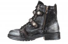 Gstaad Kotníková obuv Wrangler   Černá   Dámské   36
