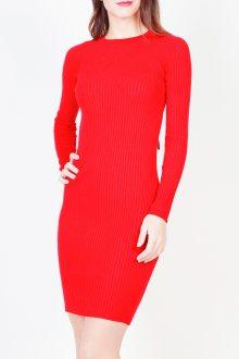 Červené šaty Pinko Velikost: XS