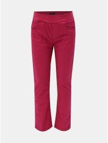 Růžové holčičí termo kalhoty Blue Seven