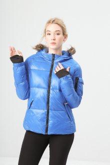 Modrá bunda GAIA Fontana 2.0 Velikost: 40