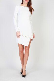 Bílé šaty Pinko Velikost: XS