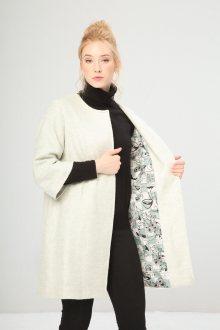 Bílý kabát Fontana 2.0 Barva: Zelená, Velikost: 36