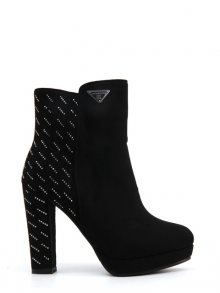 Laura Biagiotti Kotníkové boty na podpatku\n\n