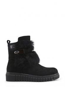 Laura Biagiotti Dámské kotníkové boty 5164_BLACK\n\n