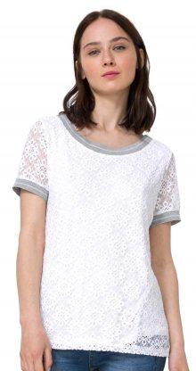 Desigual Dámské tričko 1001108_bílá\n\n