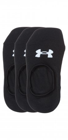 Essential Ponožky 3 páry Under Armour | Černá | Dámské | M