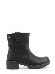 Xti Dámské kotníkové boty 47425_BLACK\n\n