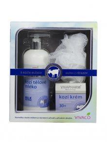 VIVACO Dárková sada kosmetiky - kozí mléko VPH1304\n\n