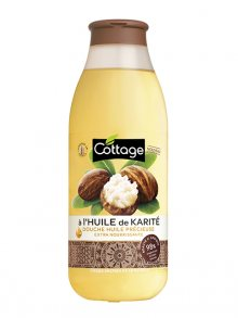 Cottage Olejový sprchový gel - karité\n\n