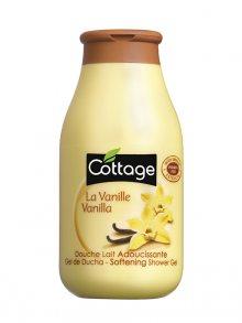 Cottage Zjemňující sprchový gel - vanilka\n\n
