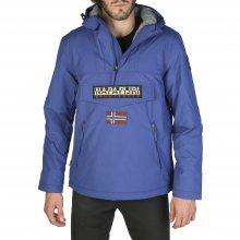 Modrá bunda Napapijri Velikost: XS