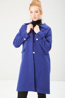 Modrý kabát Fontana 2.0 Velikost: 40