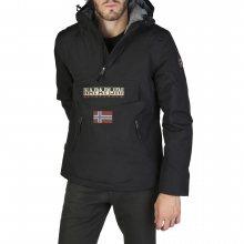 Černomodrá bunda Napapijri Velikost: XS