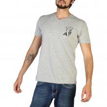 Šedé tričko Trussardi Velikost: M