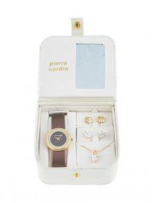 Pierre Cardin Dárkový set šperků a hodinek 20163948\n\n