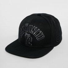 Snapback černá Standardní