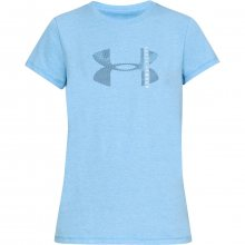 Under Armour Graphic Q4 Classic Crew modrá XS