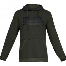 Under Armour Microthread Fleece Graphic zelená S