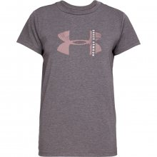 Under Armour Graphic Q4 Classic Crew šedá XS