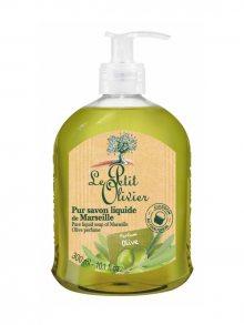 Le Petit Olivier Přírodní tekuté mýdlo s olivovým olejem, obsahem glycerinu a přírodními extrakty, 300 ml\n\n