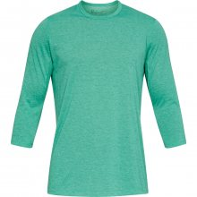 Under Armour Siro 3/4 Sleeve zelená S