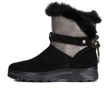 Geox Dámská zimní obuv 1268092_černá\n\n