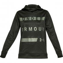 Under Armour Synthetic Fleece Pullover Wm zelená XS