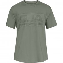 Under Armour Unstoppable Graphic Mesh Ss T zelená S