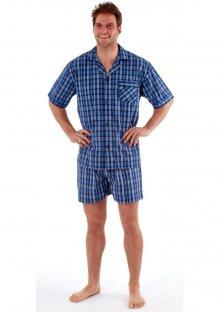 Pánské pyžamo Fordville MN000090 L Modrá
