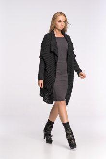 Makadamia Dámský svetr s34_black\n\n