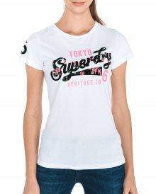 Triko SuperDry | Bílá | Dámské | XS
